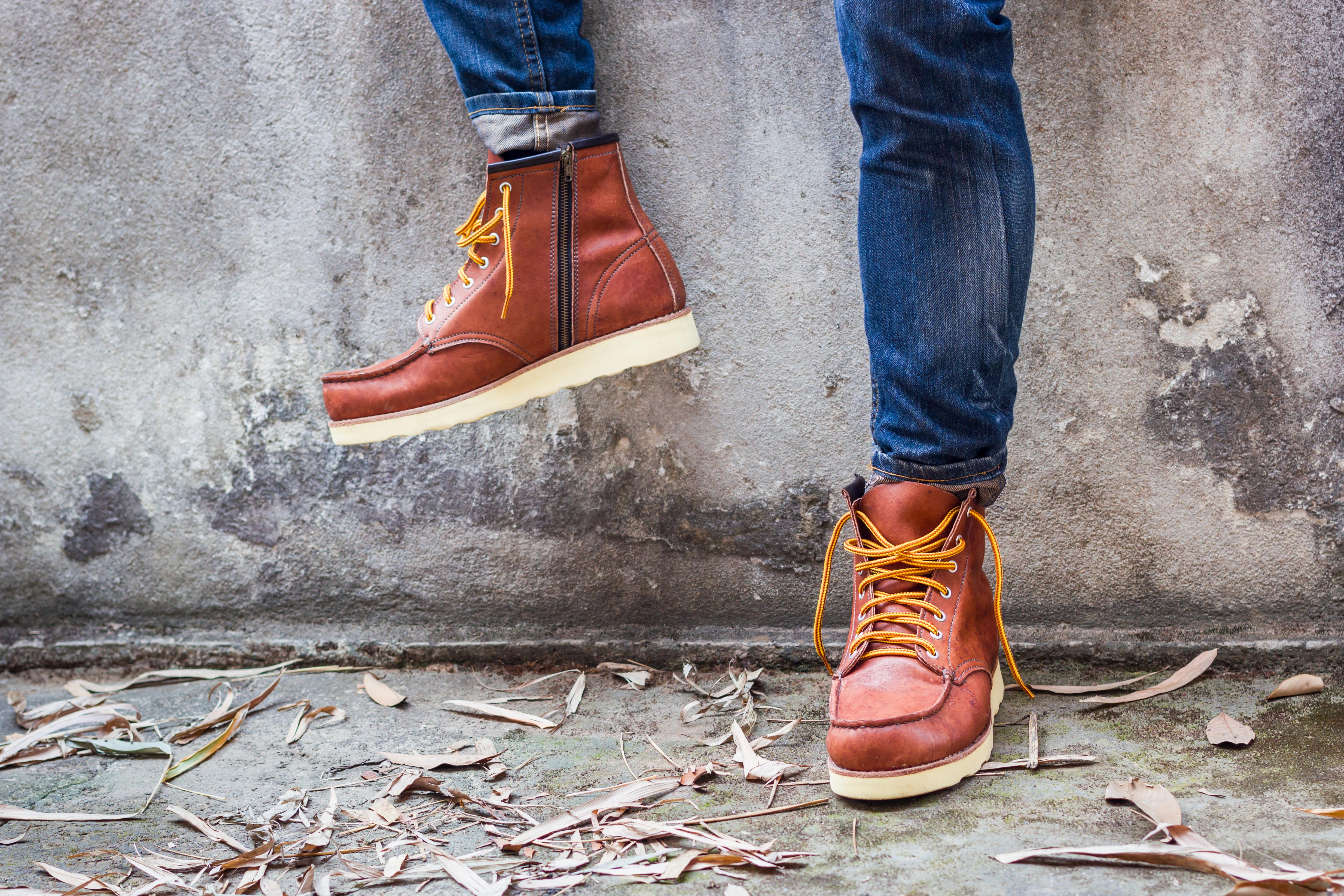 Imprægnering til sko