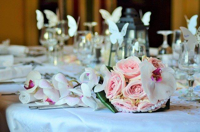 Et flot dækket bord